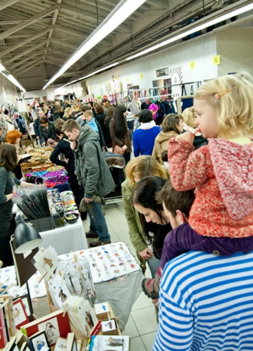 Březnový Holešovice Fashion Market přinese jaro do vašeho šatníku