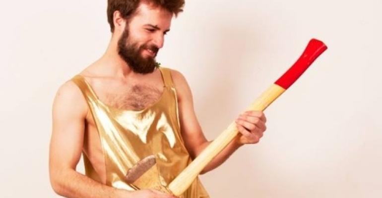 Kdo je Lumbersexuál aneb i hipstři chodí do lesa