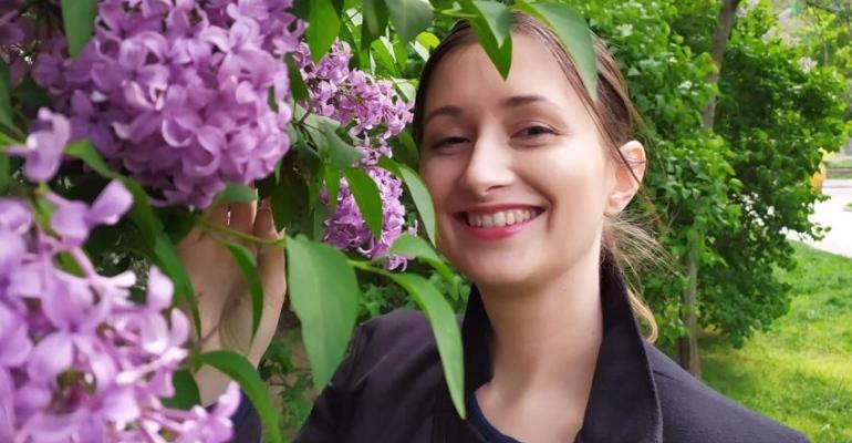 Sabina – naše krejčová a zakladatelka značky Sabani