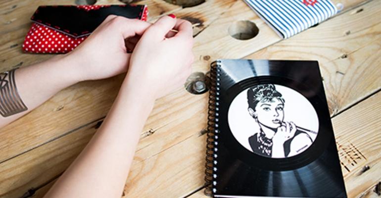 Love my diary – nové vinylové diáře pro rok 2016