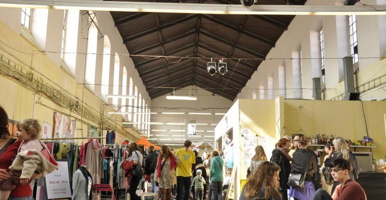 Holešovice Fashion Market přinese mladý design na Pražskou tržnici