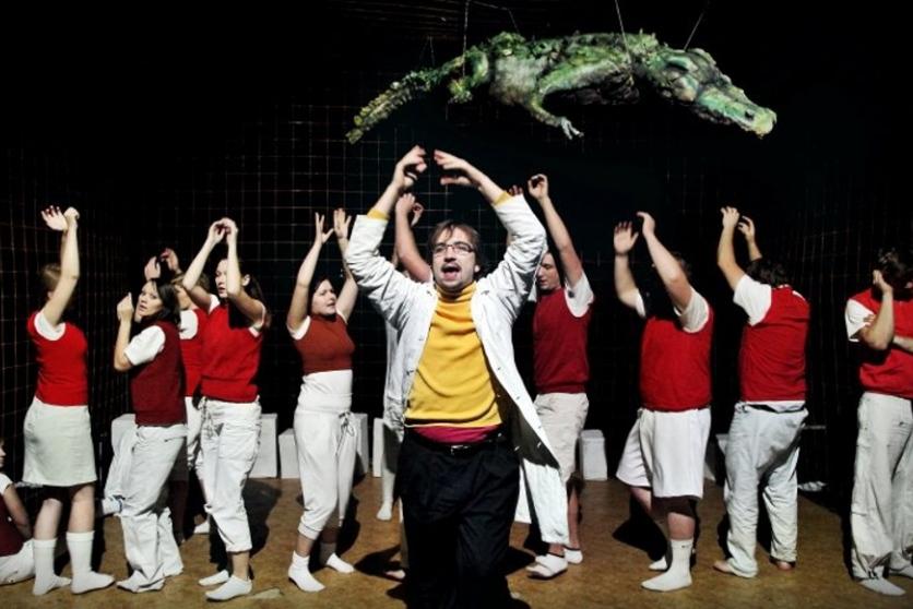 Divadlo II. pád - Otvíračka ve velkém stylu