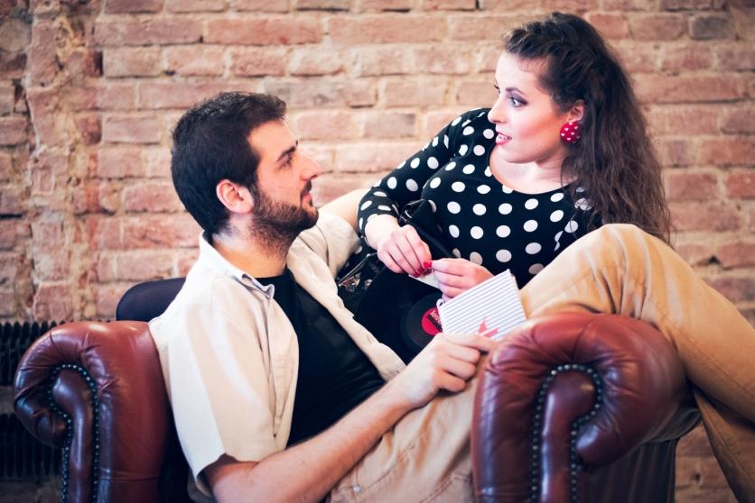 Přijďte si užít Valentýna na Lovemusic líbací happening!